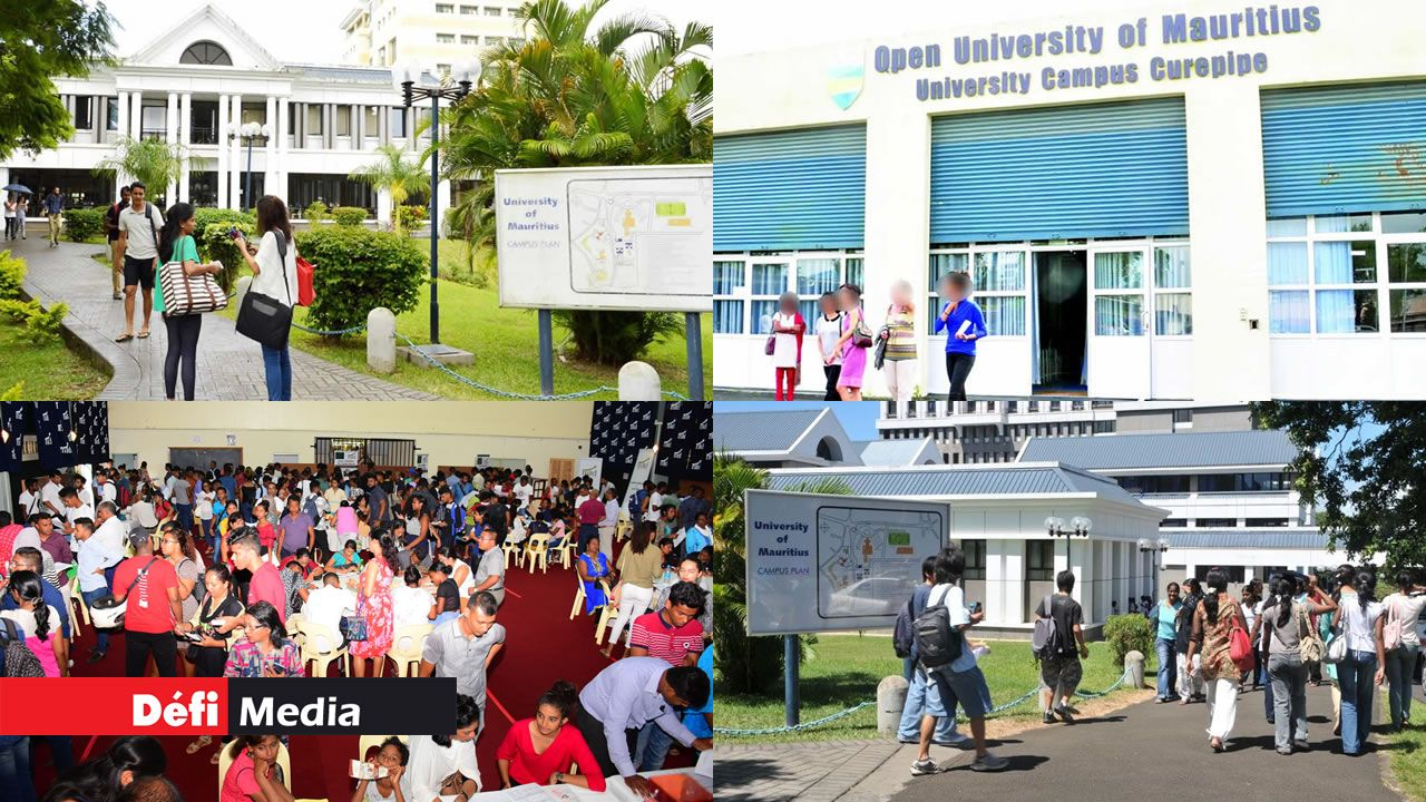 Gratuité des études supérieures : hausse importante pour les inscriptions dans certaines universités publiques